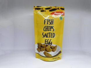 Fish Chips Salted Egg