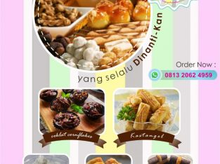 DINANTI Cookies and Snacks